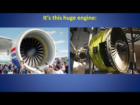 "DEBUNKED: ""High-bypass turbofan jet engines don't make contrails"""