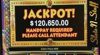 Cleopatra Slot Play with huge bonus ending