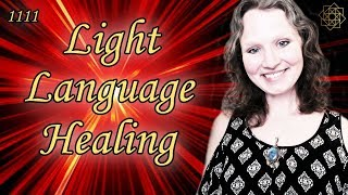 Light Language Song to Heal Heart Chakra ❤️ Abbey Normal's Wisdom Quest