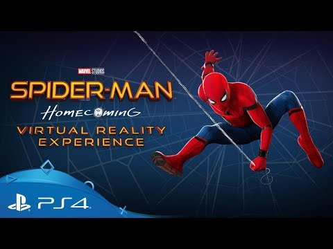 Spider-Man Homecoming VR Experience | Trailer | PS VR