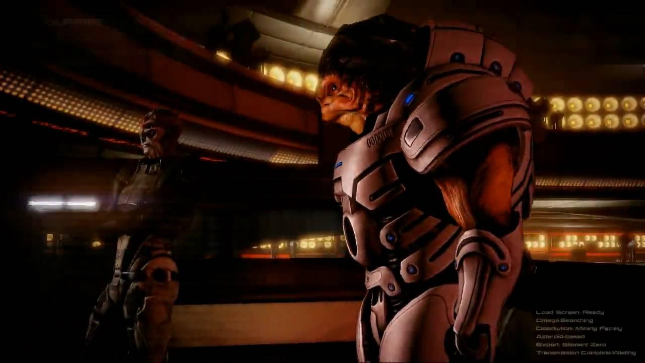 Mass Effect 2 Grunt Reveal Trailer