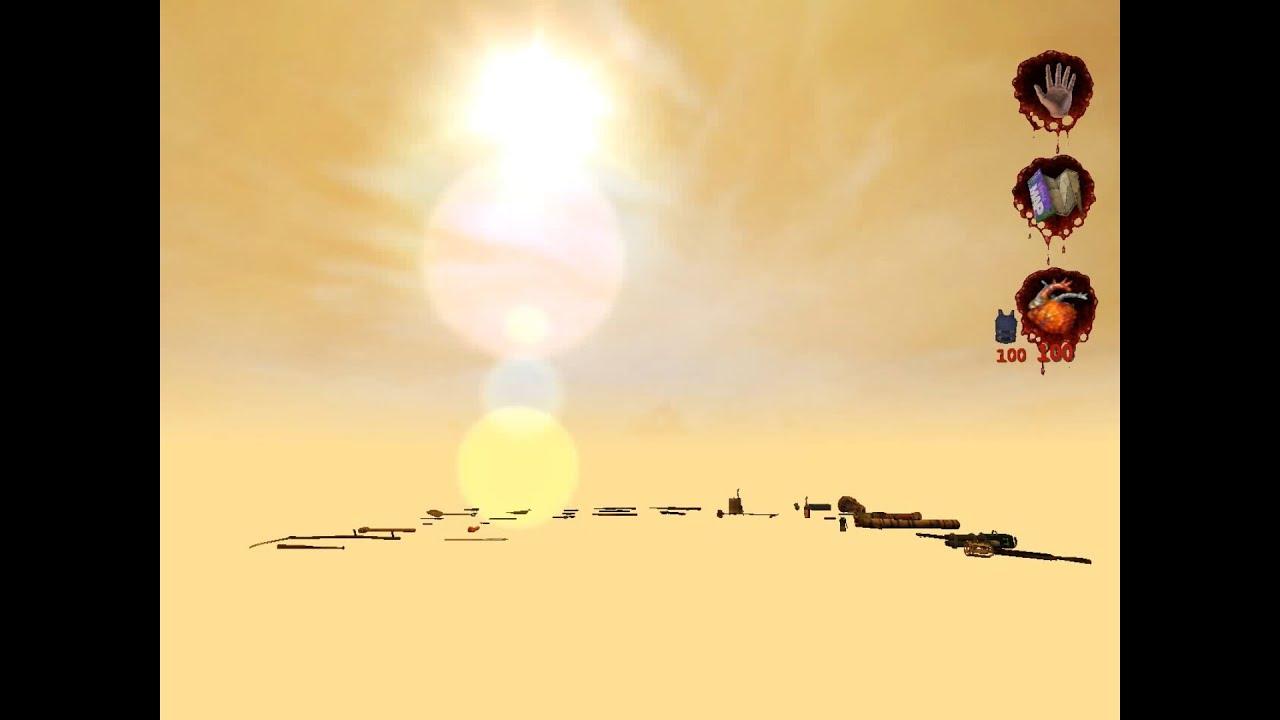 포스탈2 파라다이스 로스트 무기설명 - YouTube