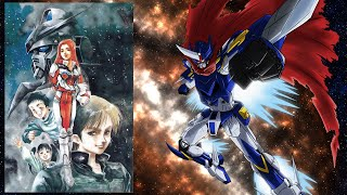 Multi-annonce Gundam G mobile suit Fighter 0080 0083 Action Figures Complete