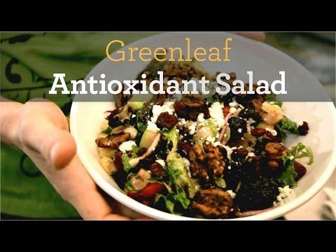 Antioxidant Orchard Salad   Inside My Kitchen