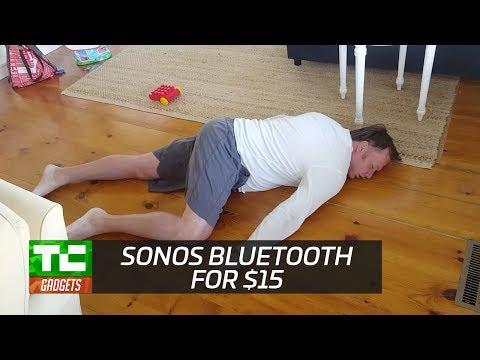 Doug Adds Bluetooth to Sonos for $15