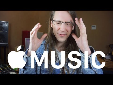 SWITCHING to APPLE MUSIC!?!?!?