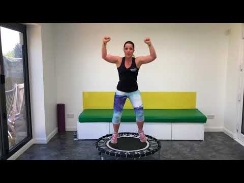 30 minute Bounce fit Circuit workout