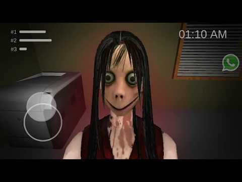 Momo School Horror GamePlay Android