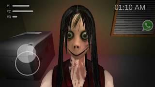 Momo School Horror GamePlay roid