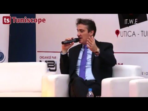 Eric Sparte Kerboriou Directeur des Affaires Commerciales et Marketing - Tunisie Telecom