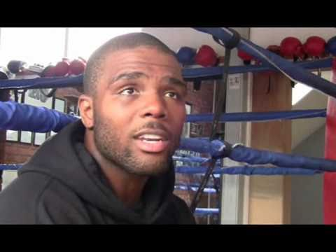 Tim 'Pitbull' Coleman Interview: An American Boxer in Britain
