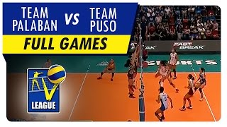 Shakey's V-League Season 13: All Star | Team Palaban vs Team Puso | Set 2 | November 20, 2016