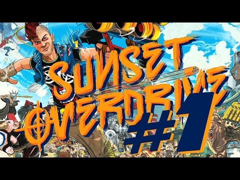 THIS GAME IS INSANE! - Sunset Overdrive |