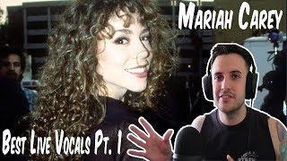 Download lagu Mariah Carey Best Live Vocals (Part 1) REACTION