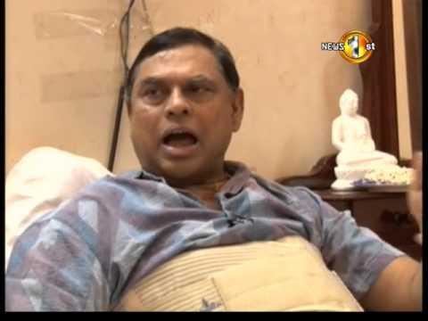 Hot Seat with Basil Rajapaksa Mtv Sports 24th June 2015
