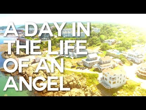 A Day in the Life of an Angel - Swedenborg and Life