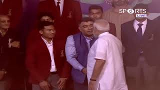 "Launch of ""Fit India Movement"" 