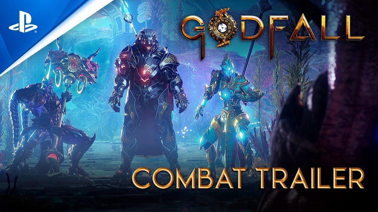 Godfall - Savaş Fragmanı