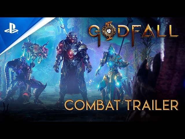 Godfall - Combat Trailer | PS5