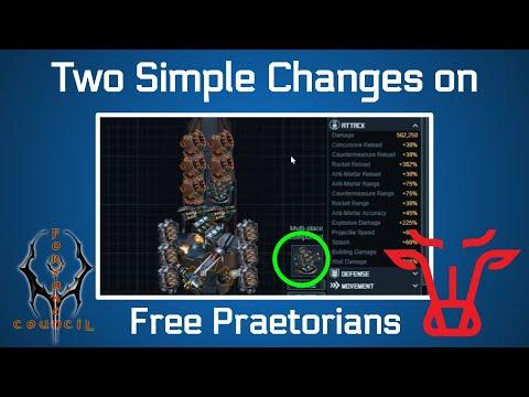 Battle Pirates: How To Refit The FREE Praetorian Fleet [12 Hour Build Time] February 2020