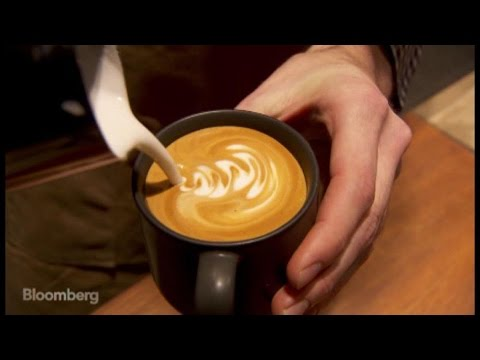 Inside Starbucks' High-End Café Serving Better Coffee