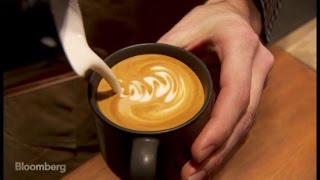 Inside Starbucks' High-End Café Serving Better Coffee