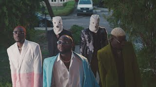 Ajebo Hustlers - Barawo Remix feat. Davido (Official Video)