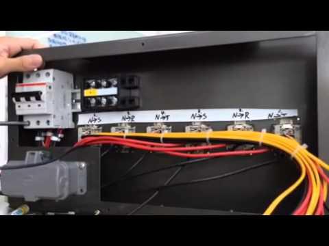 02 380v to 220v wiring modifications youtube. Black Bedroom Furniture Sets. Home Design Ideas
