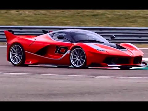 Elegant Ferrari ...
