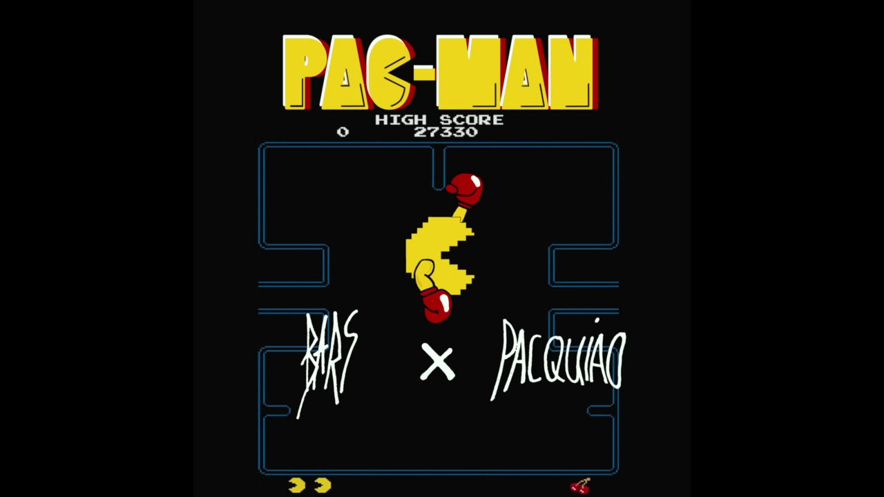 Michael Bars - Pac-Man (ft. Michael Pacquiao) Official Audio