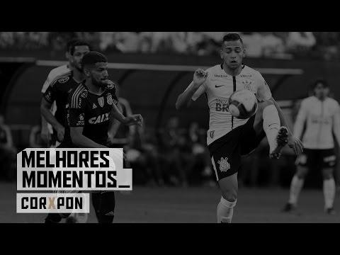 Melhores Momentos - Corinthians 1x1 Ponte Preta - Paulistão 2017 - Final