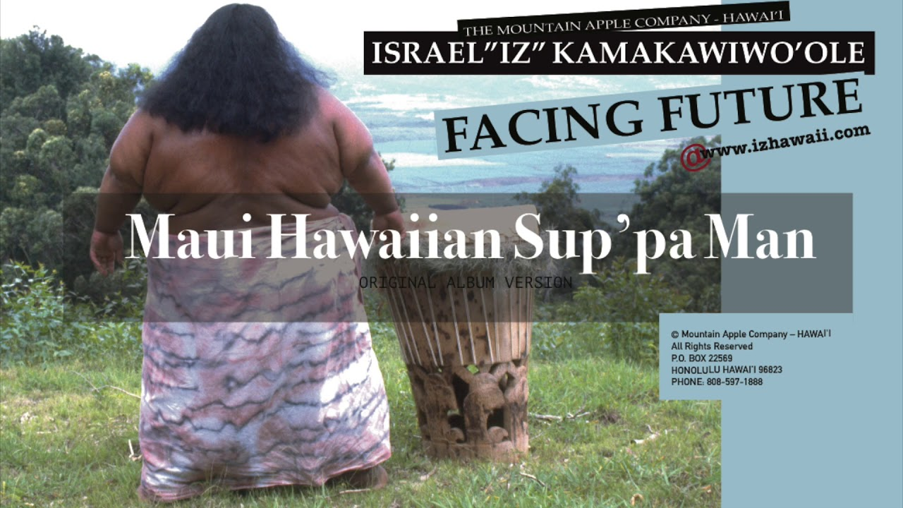 Maui Now: Israel Kamakawiwo'ole Featured on Today's Google ...