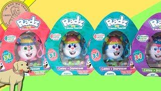 RADZ Easter Bunny 3 In 1 Candy Dispenser Review!