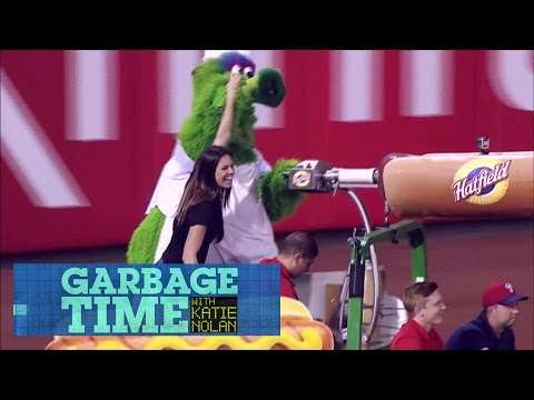 Garbage Time with Katie Nolan: July 26, 2015 Full Episode