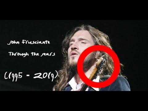 John Frusciante [1995 - 2019] - YouTube