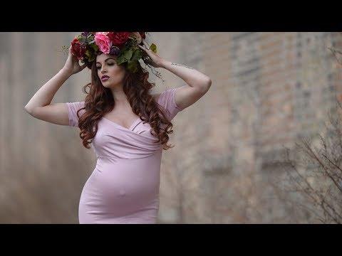 Go behind the scenes of Maria Kanellis' maternity photoshoot: Maria's Pregnancy Vlog