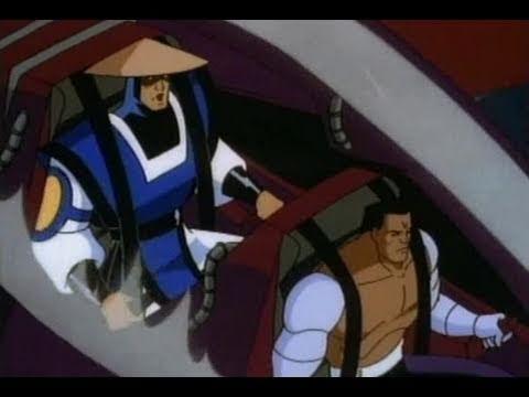 Mortal Kombat: Defenders of the Realm STUPIDITY