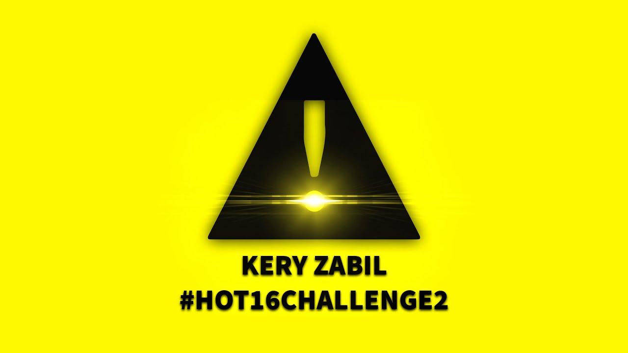 Kery #hot16challenge2