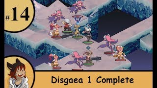 Disgaea 1 Complete part 14 - how much mana!