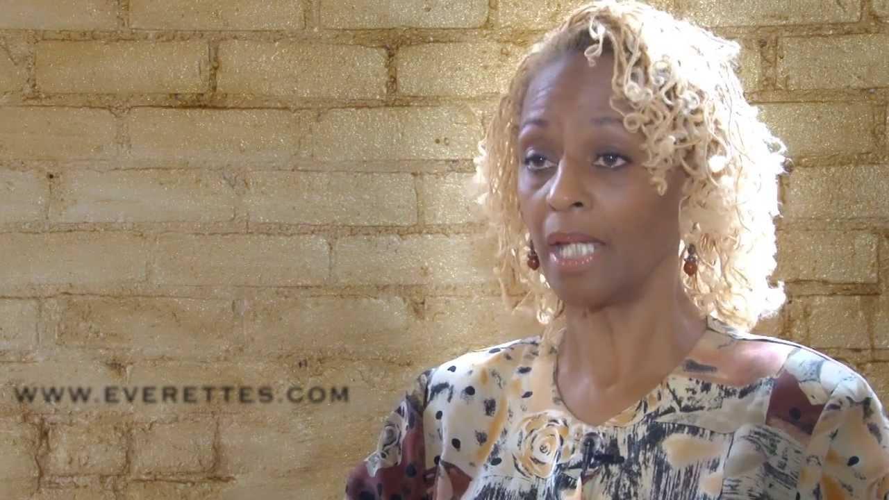 Everettes Natural Hair Beauty Schoolsalon Youtube