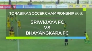 Video Gol Pertandingan Sriwijaya FC vs Bhayangkara Surabaya United