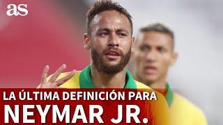 La definición de Tite de Neymar que es seguramente su mejor defensa | Diario AS