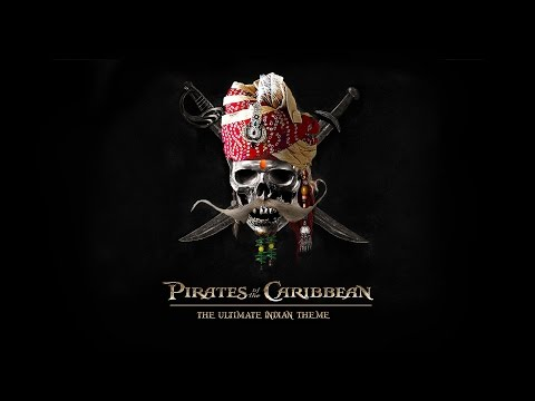 Pirates of the Caribbean Theme - The Indian Version (iPad and ROLI Seaboard Rise) - Mahesh Raghvan