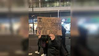 Are London streets safe for women? — Street Harassment Radio News Package