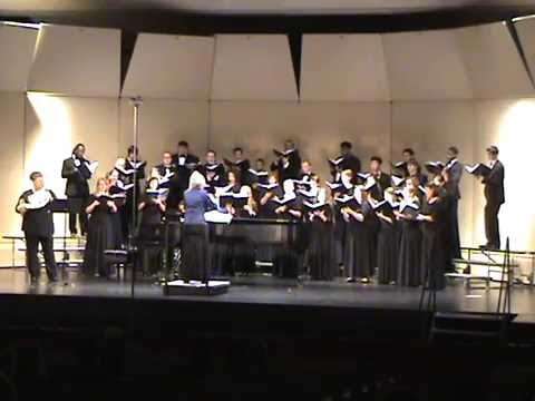 2015 10 8 SIU Concert Choir Sweet And Sour Nursery Rhymes