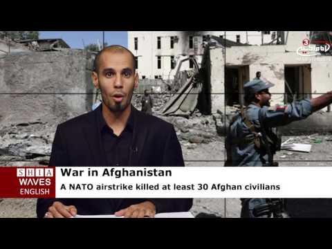 NATO airstrike kills 30 Afghan civilians, officials say