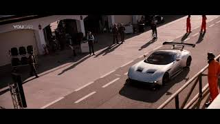 Best Cars:  Aston Martin Vulcan versus a digital clone!