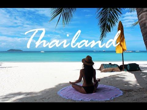 THAILAND VACATION 2016 – PHUKET & KOH PHI PHI | GoPro ♡