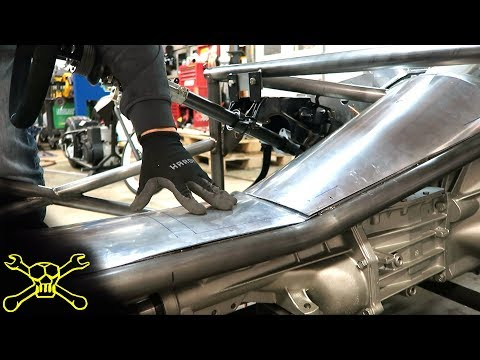 Making Custom Car Parts with Sheet Metal