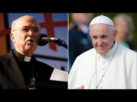 Koch Brothers-Backed Conservative Archbishop Attacks Pope And